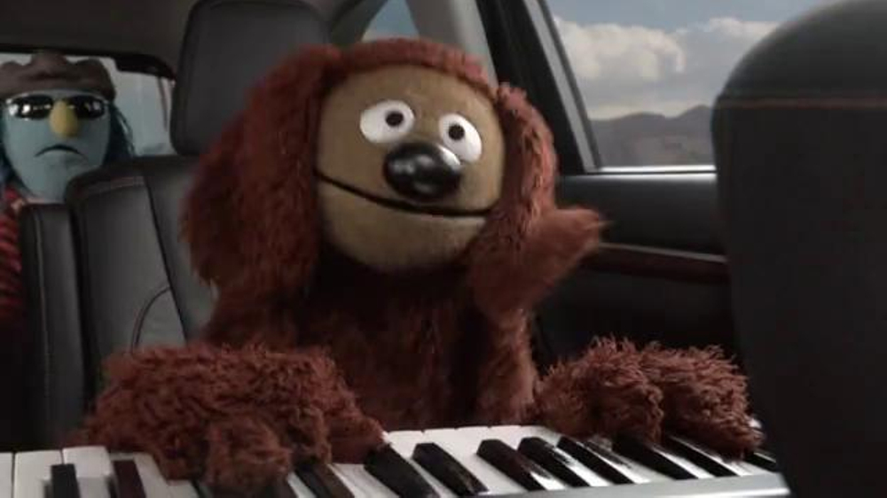 Toyota Highlander Super Bowl 2014 TV Spot Feat. The Muppets, Terry Crews - Screenshot 5