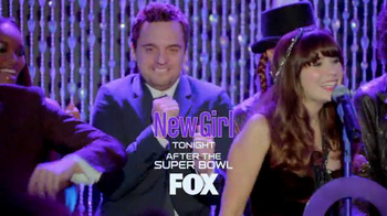 New Girl Super Bowl 2014 TV Promo
