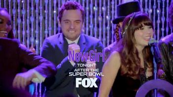FOX: New Girl Super Bowl 2014 TV Promo