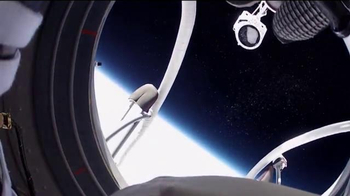 GoPro Super Bowl TV Spot 2014, 'Red Bull Stratos' Feat. Felix Baumgartner