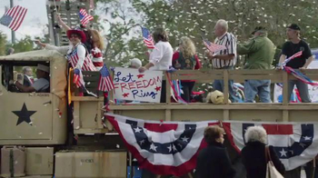 Budweiser Super Bowl 2014 TV Spot, 'A Hero's Welcome' Song by Skylar Grey - Thumbnail 8