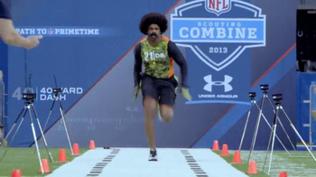NFL Network Super Bowl 2014 TV Spot, 'Scouting Combine' Ft Deion