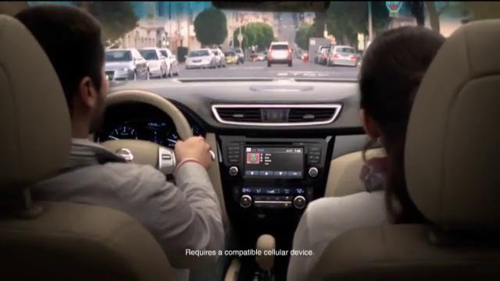 who is that actor actress in that tv commercial 2014 nissan. Black Bedroom Furniture Sets. Home Design Ideas