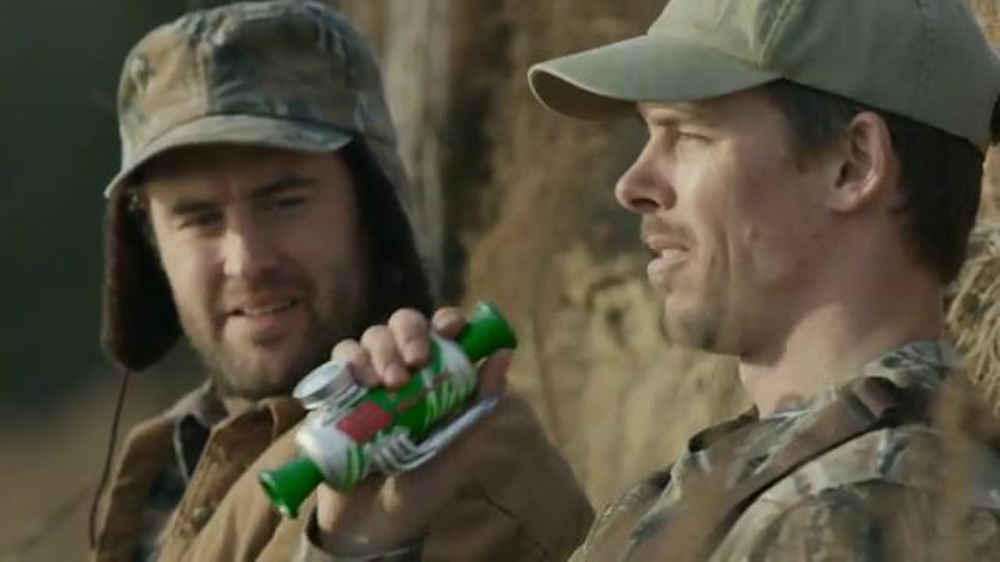 Mountain Dew Super Bowl 2014 TV Spot, 'Dale Call' Ft. Dale Earnhardt, Jr.  - Screenshot 4