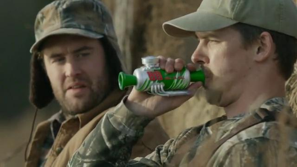 Mountain Dew Super Bowl 2014 TV Spot, 'Dale Call' Ft. Dale Earnhardt, Jr.  - Screenshot 5
