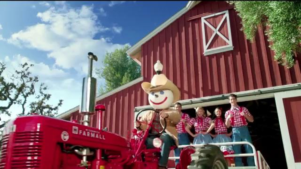 Jack in the Box Bacon Insider Super Bowl 2014 TV Spot, 'Moink' - Screenshot 1