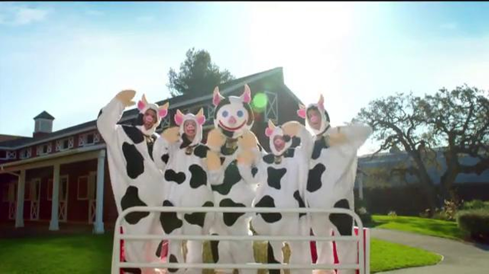 Jack in the Box Bacon Insider Super Bowl 2014 TV Spot, 'Moink' - Screenshot 10