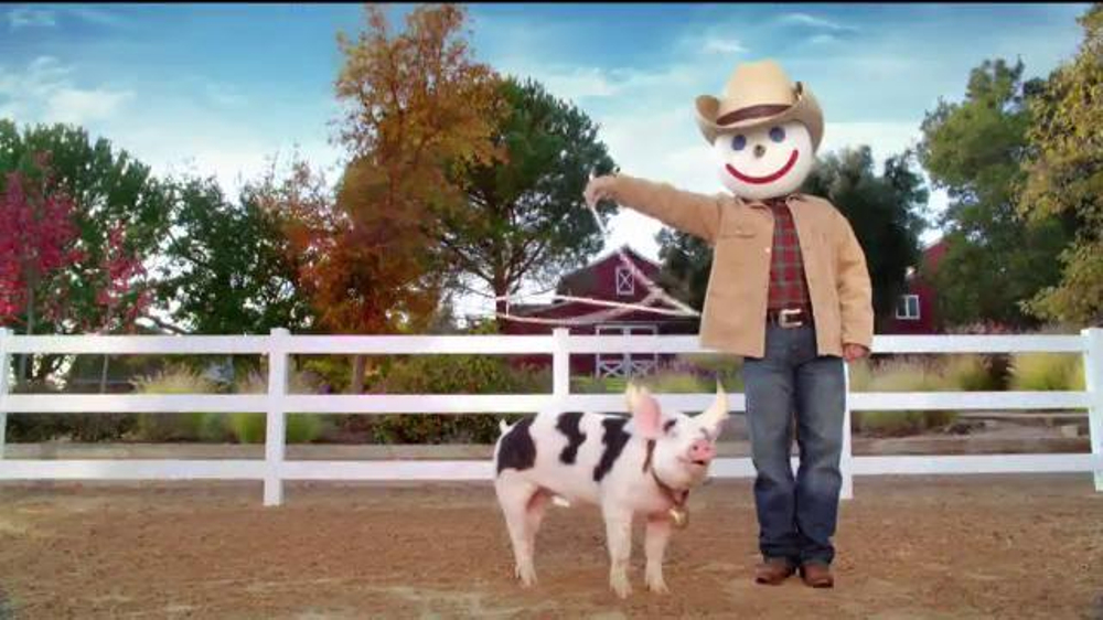 Jack in the Box Bacon Insider Super Bowl 2014 TV Spot, 'Moink' - Screenshot 4