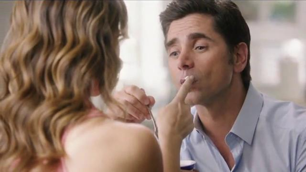 Dannon Oikos Super Bowl 2014 TV Spot, 'The Spill' Feat. John Stamos - Screenshot 2