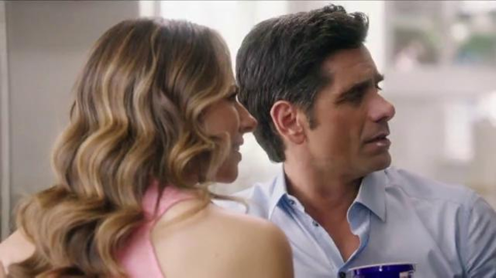 Dannon Oikos Super Bowl 2014 TV Spot, 'The Spill' Feat. John Stamos - Screenshot 9