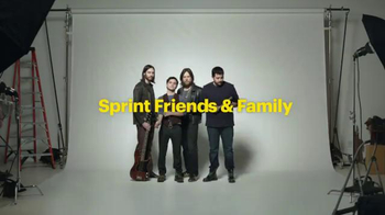 Sprint Framily Plan Super Bowl 2014 TV Spot, 'Band' - Thumbnail 1
