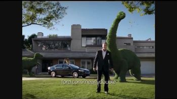 Ford Super Bowl 2014 TV Spot, 'Nearly Double' Featuring Rob Riggle