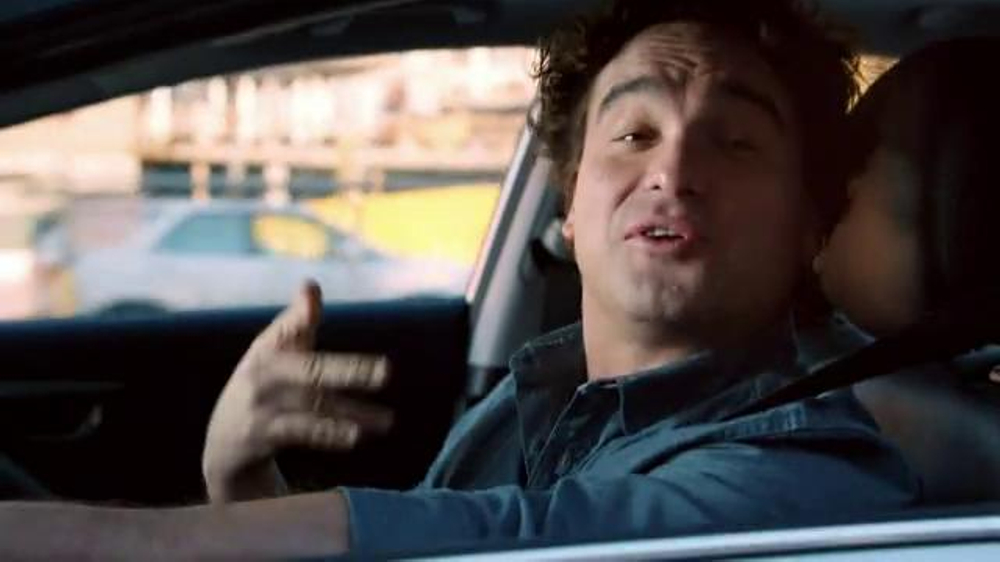 Hyundai Super Bowl 2014 TV Spot, 'Nice' Featuring Johnny Galecki - Screenshot 4