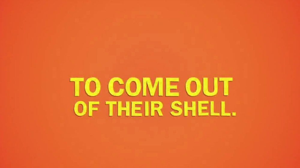 Reese's Pieces TV Spot, 'Out of Their Shell' - Screenshot 9