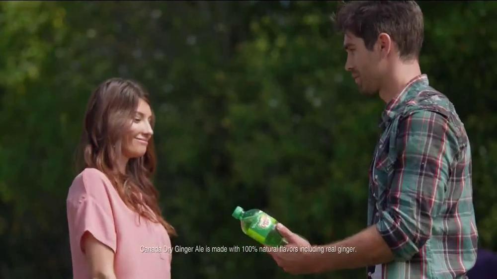 Canada dry tv spot jack s ginger farm screenshot 10
