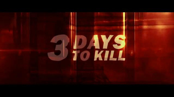 3 Days to Kill Super Bowl 2014 TV Spot