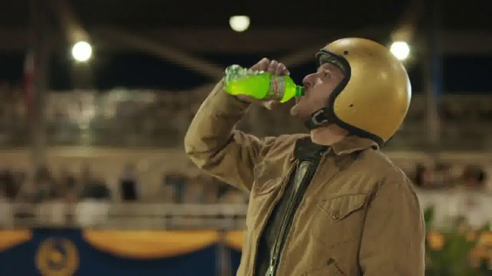Diet Mountain Dew TV Spot, 'Horse Show' - Screenshot 9