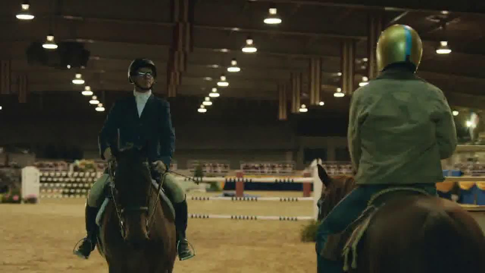 Diet Mountain Dew TV Spot, 'Horse Show' - Screenshot 1