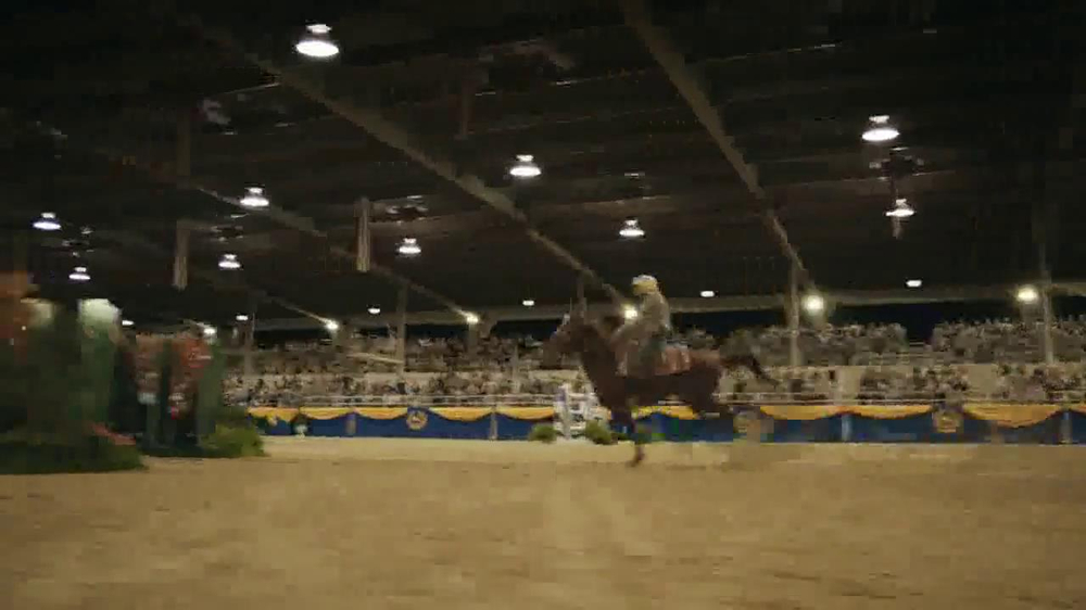 Diet Mountain Dew TV Spot, 'Horse Show' - Screenshot 3