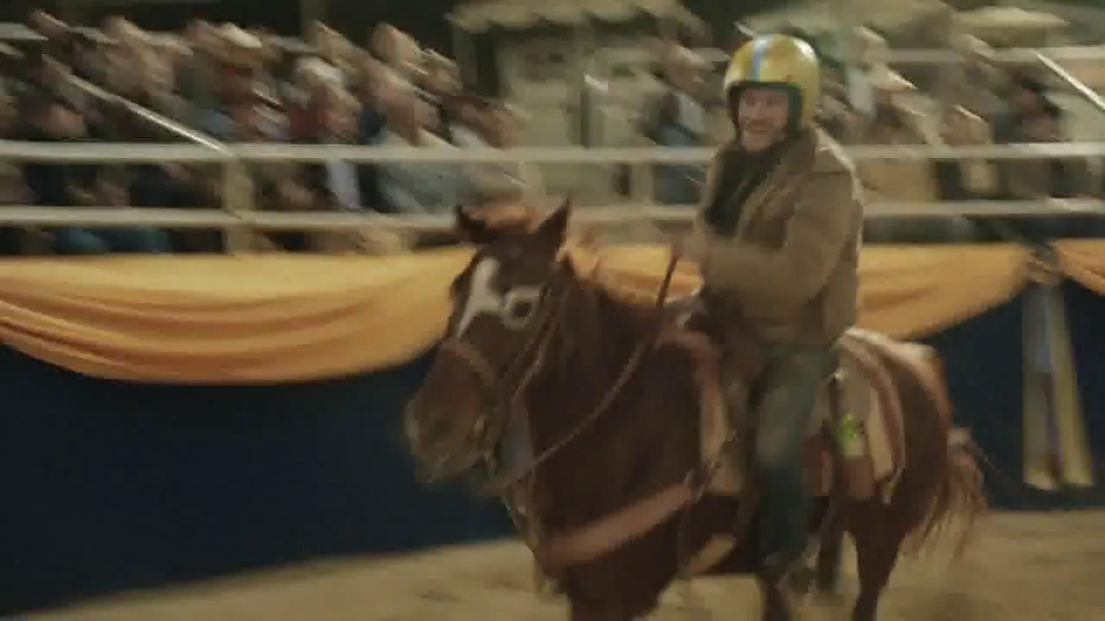 Diet Mountain Dew TV Spot, 'Horse Show' - Screenshot 4