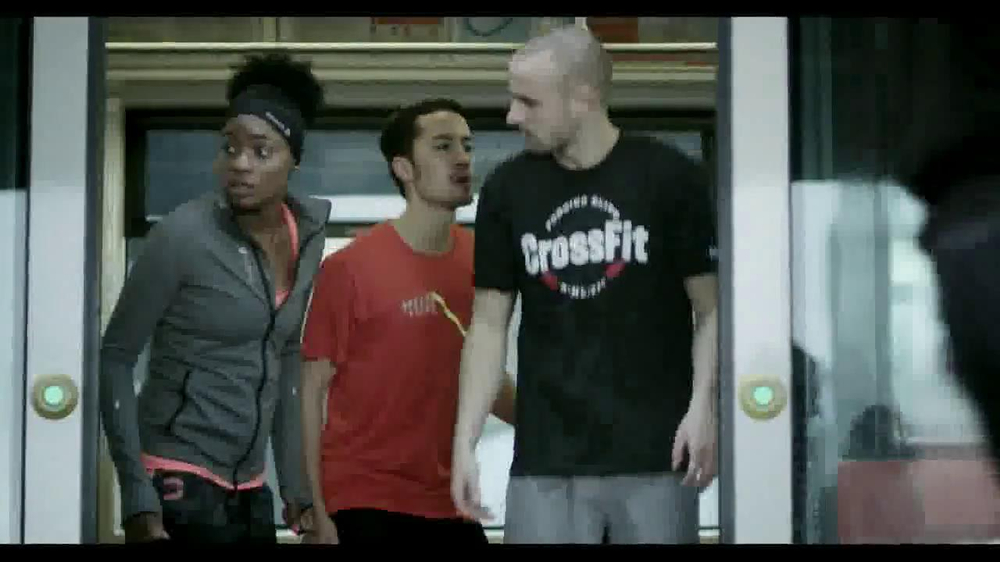Reebok ZQuick TV Spot, 'Race the City' - Screenshot 7