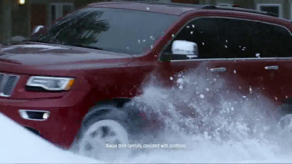 2014 Grand Cherokee Commercial Voice | Autos Post