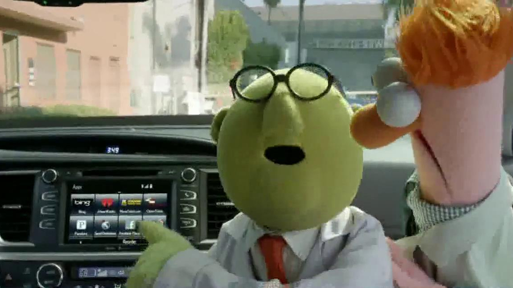 Toyota TV Spot, 'No Room for Boring' Featuring The Muppets - Screenshot 5