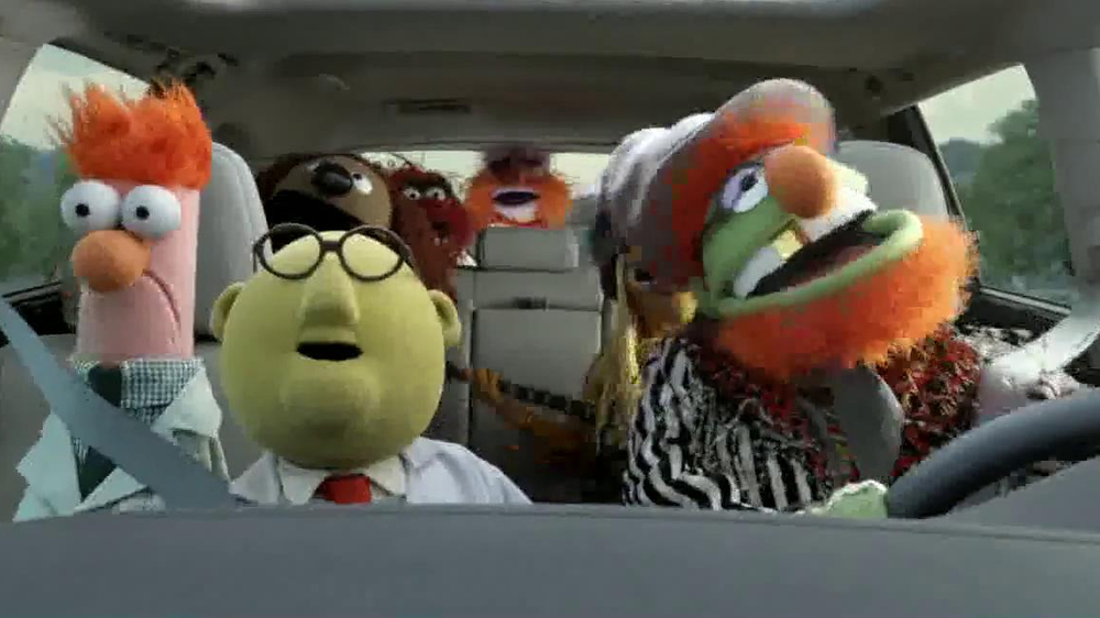 Toyota TV Spot, 'No Room for Boring' Featuring The Muppets