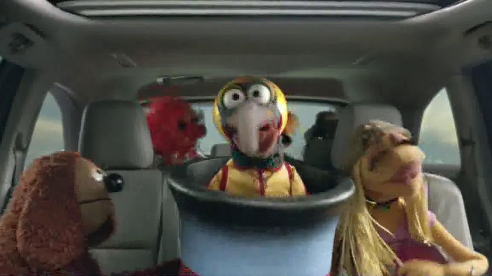 Toyota TV Spot, 'No Room for Boring' Featuring The Muppets - Screenshot 8