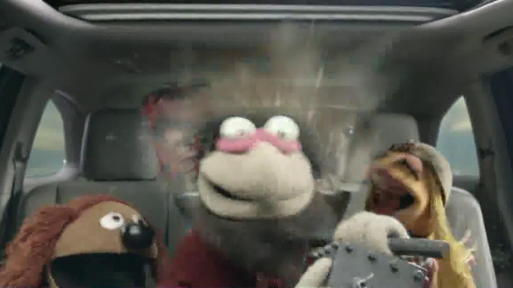 Toyota TV Spot, 'No Room for Boring' Featuring The Muppets - Screenshot 9