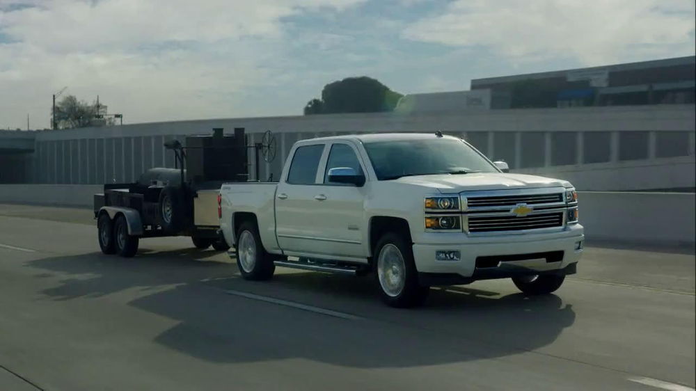 2014 Chevrolet Silverado High Country TV Spot, 'Wheat Grass' - Screenshot 1