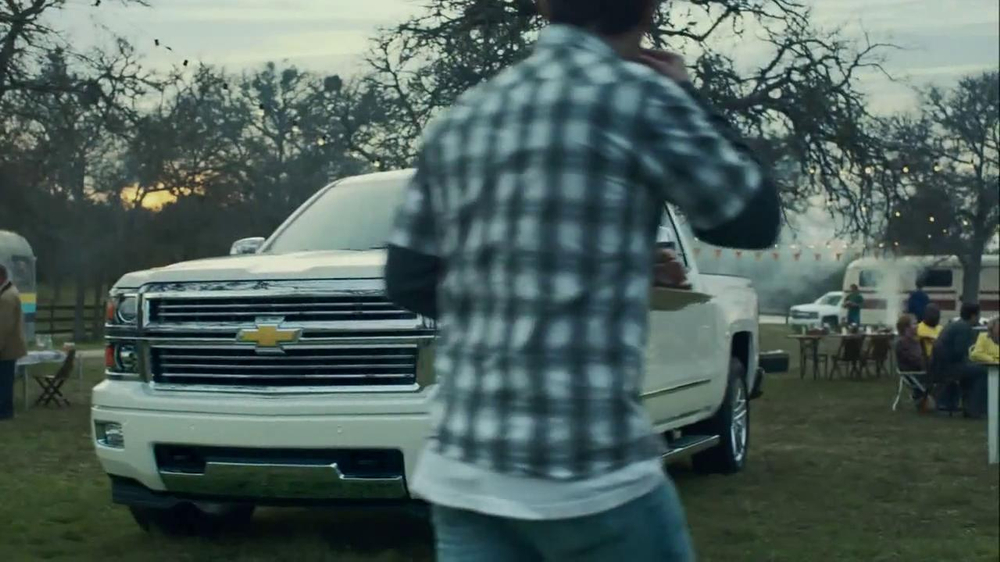 2014 Chevrolet Silverado High Country TV Spot, 'Wheat Grass' - Screenshot 10