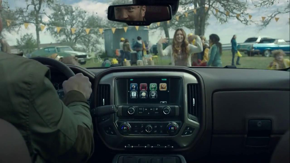 2014 Chevrolet Silverado High Country TV Spot, 'Wheat Grass' - Screenshot 3