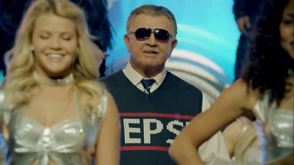 Pepsi TV Spot, 'Halftime: What if the GRAMMYs Had a Halftime Show?' - Screenshot 1