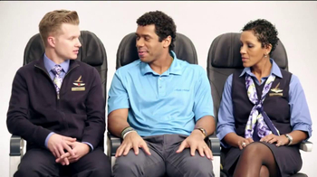 Alaska Airlines TV Spot, 'Chief Football Officer' Featuring Russell Wilson - Thumbnail 5