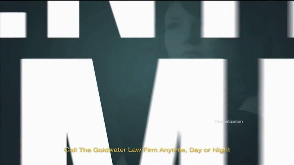 Pulaski Law Firm >> Goldwater Law Firm TV Spot, 'Transvaginal Mesh Complications' - iSpot.tv