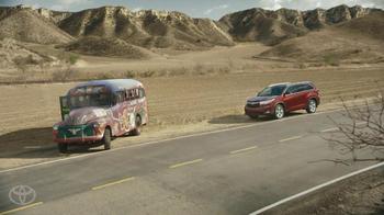 Toyota Highlander 2014 Teaser TV Spot Featuring The Muppets, Terry Crews