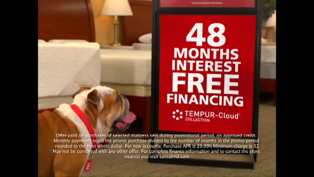 Mattress Discounters Presidents Day Sale TV mercial