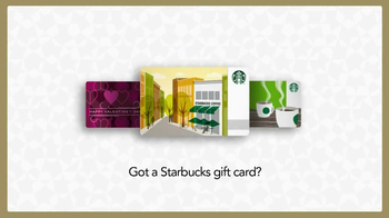 Starbucks TV Spot, 'Got a Gift Card?'