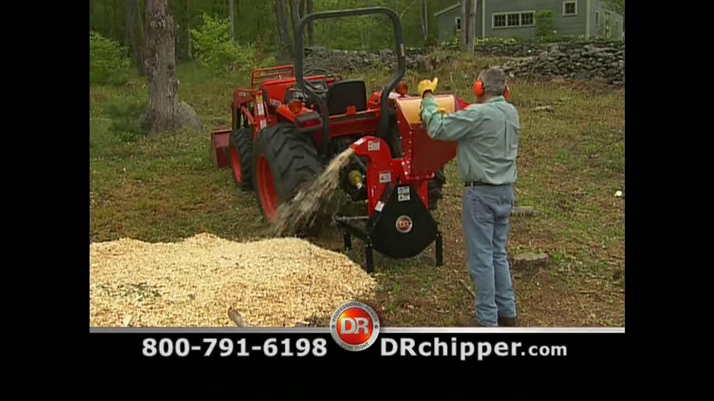 Dr Wood Chippers And Chipper Shredders Power Equipment