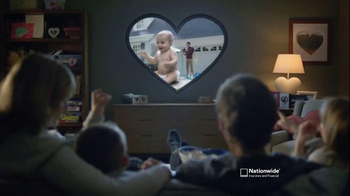 Nationwide Insurance TV Spot, 'Heart'