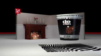 Walgreens Delish Ice Cream TV Spot, 'Cozy Up' thumbnail