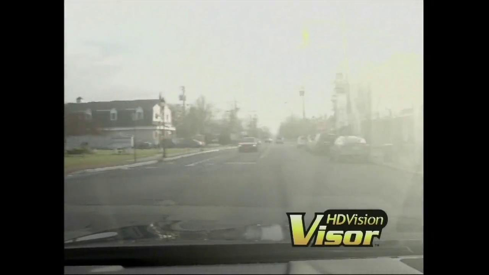 HD Vision Visor TV Spot, 'Beat the Sun' - Screenshot 3