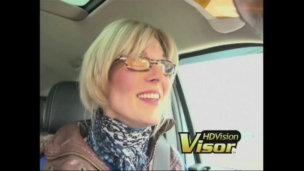 HD Vision Visor TV Spot, 'Beat the Sun' - Screenshot 4