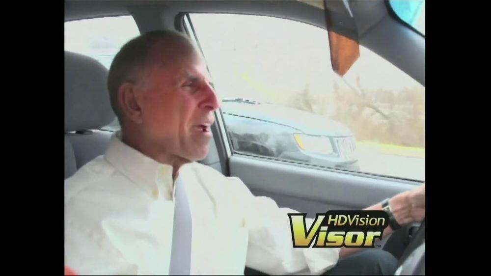 HD Vision Visor TV Spot, 'Beat the Sun' - Screenshot 5