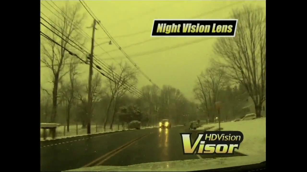HD Vision Visor TV Spot, 'Beat the Sun' - Screenshot 6