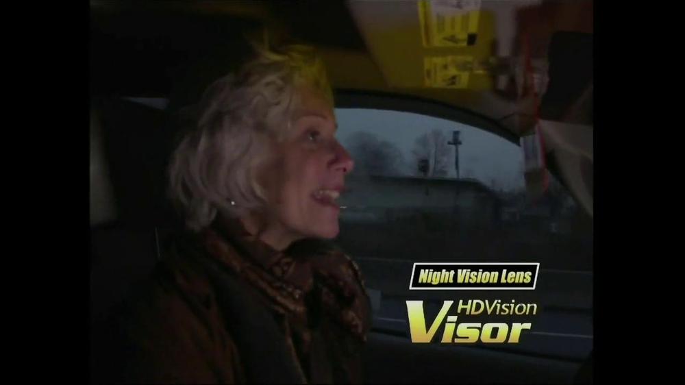 HD Vision Visor TV Spot, 'Beat the Sun' - Screenshot 7
