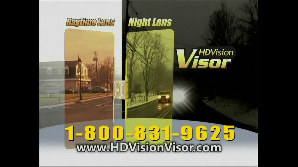 HD Vision Visor TV Spot, 'Beat the Sun' - Screenshot 9