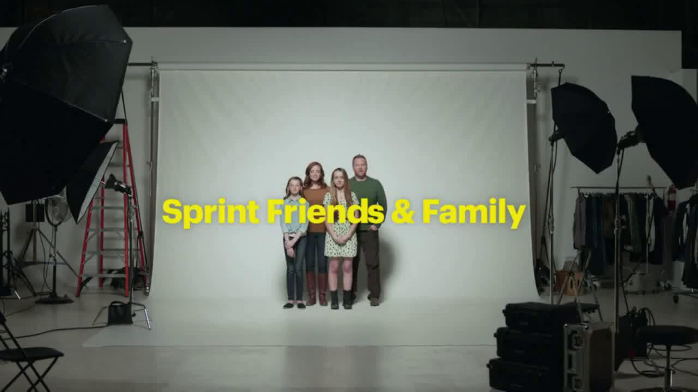 Sprint Framily Plan TV Spot - Screenshot 1