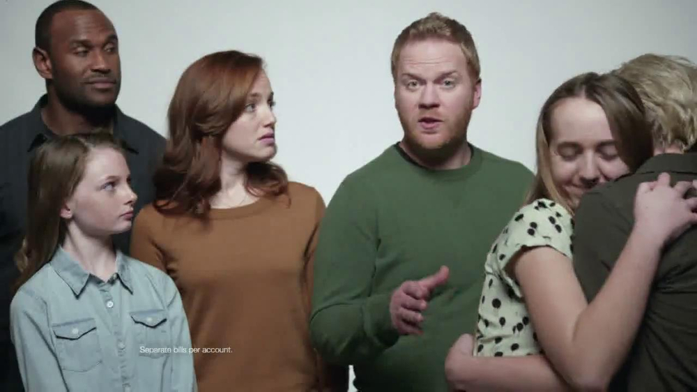 Sprint Framily Plan TV Spot - Screenshot 9